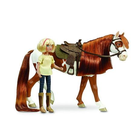 Boomerang & Abigail Gift Set Classics (Spirit Riding Free) Horse by Breyer - Halloween Breyer Horses For Sale