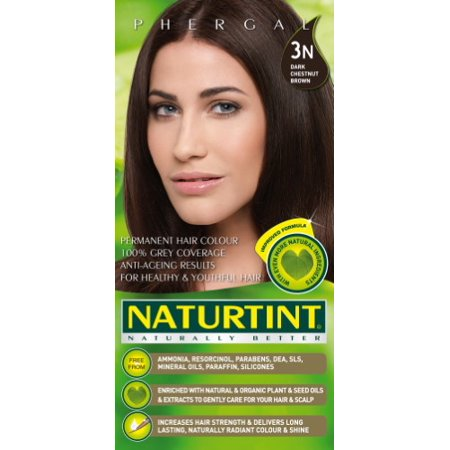 Naturtint Permanent Hair Color 3N Dark Chestnut