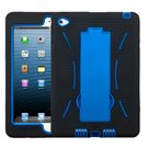 ASMYNA Dark Blue/Black Symbiosis Stand Protector Cover(AIPADMINI4HPCSYMS017NP) - image 1 of 1
