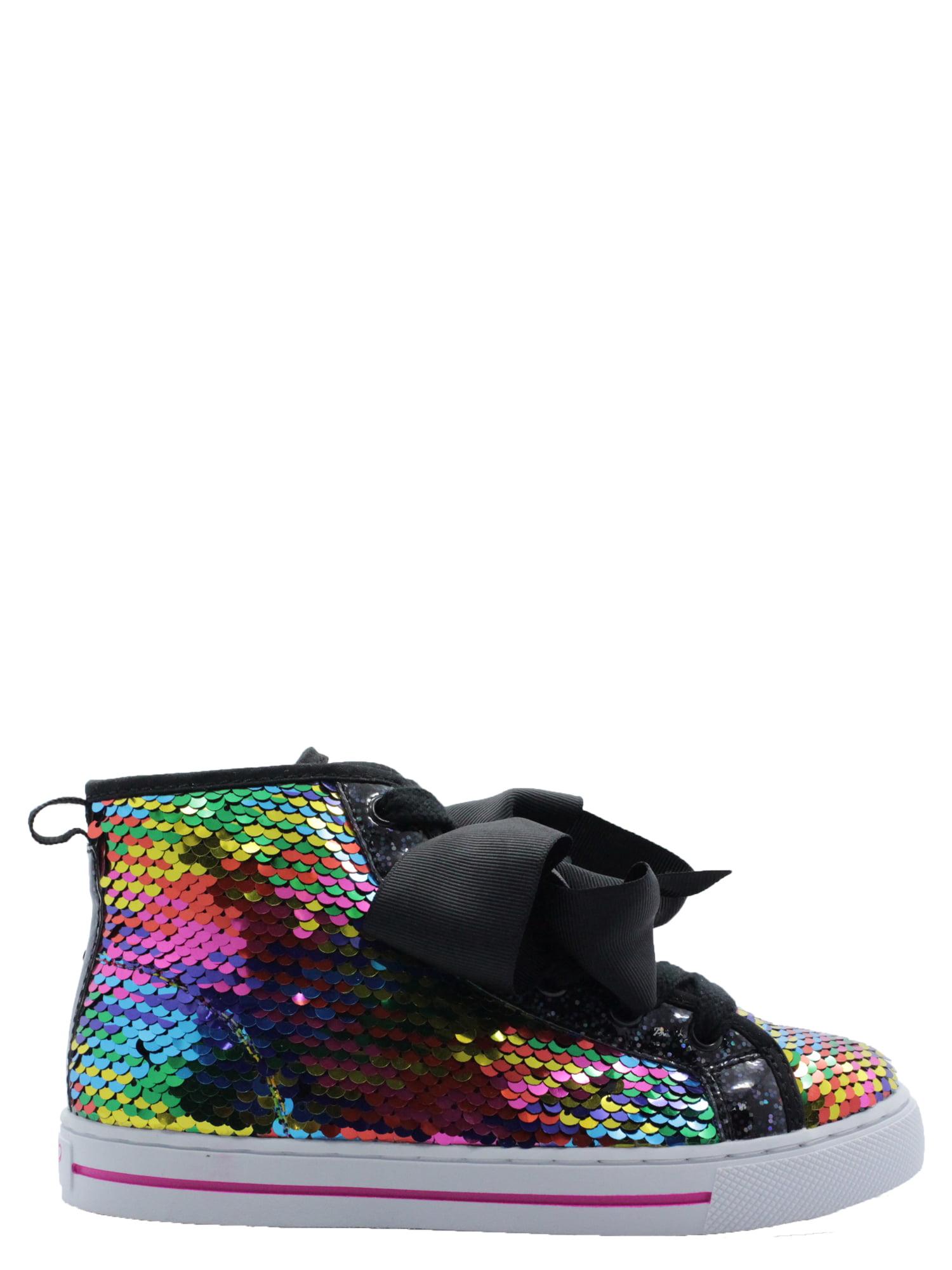 Jojo Siwa Rainbow Flip Sequin High-Top