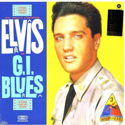 G.I. Blues (Bonus Tracks) (Ogv) (Vinyl)