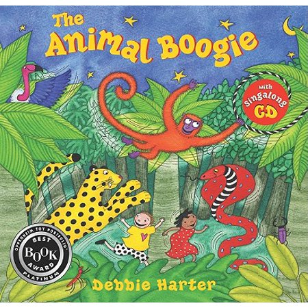The Animal Boogie - Other Mysterious Animals