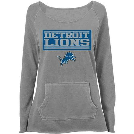 Nfl Detroit Lions Girls Fleece Top