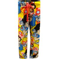 Disney Women's Disney Princess Snow White Soft Plush Loungepant