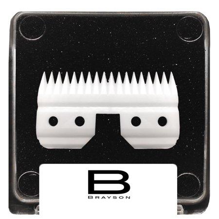 BRAYSON Coarse Ceramic Barber Grooming Blade Fast Feed Clipper