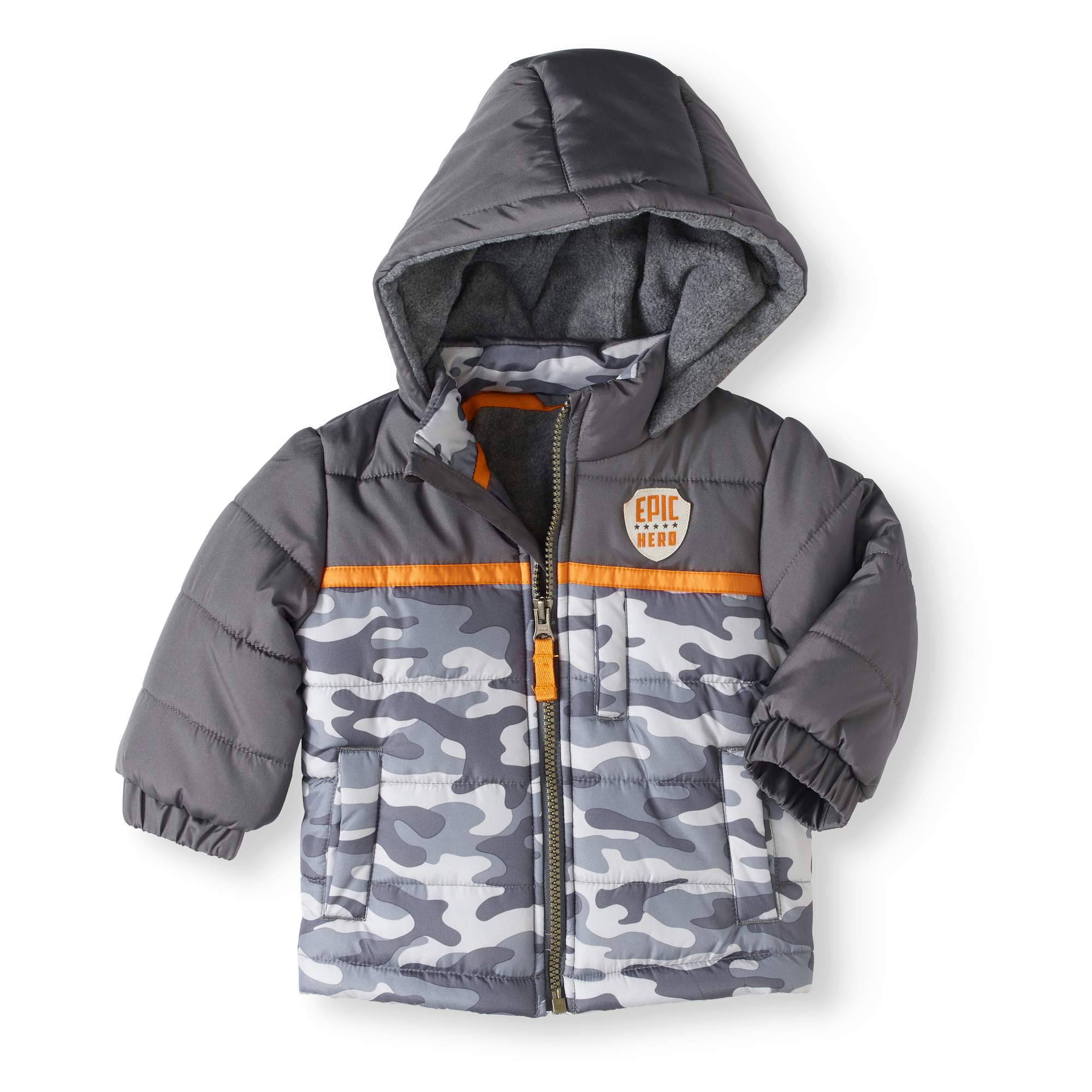 Baby Boy Bubble Jacket