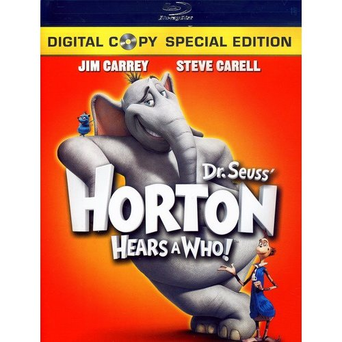 Horton Hears A Who (Blu-ray) (Widescreen)
