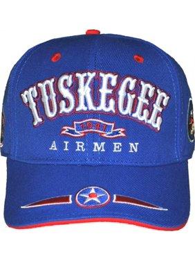 83411f10eb39b Product Image Big Boy Tuskegee Airmen Commemorative Mens Cap  Black -  Adjustable