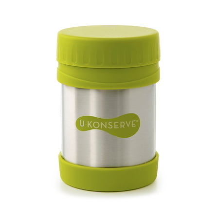 U-Konserve Insulated 12 oz Food Jar Green KK035
