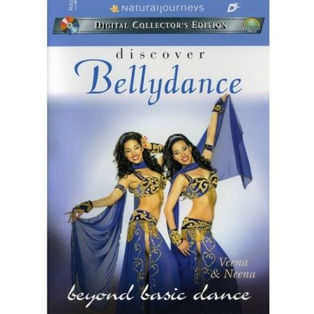 Discover Bellydance: Beyond Basic Dance (Collector's Edition)](Arab Bellydance)