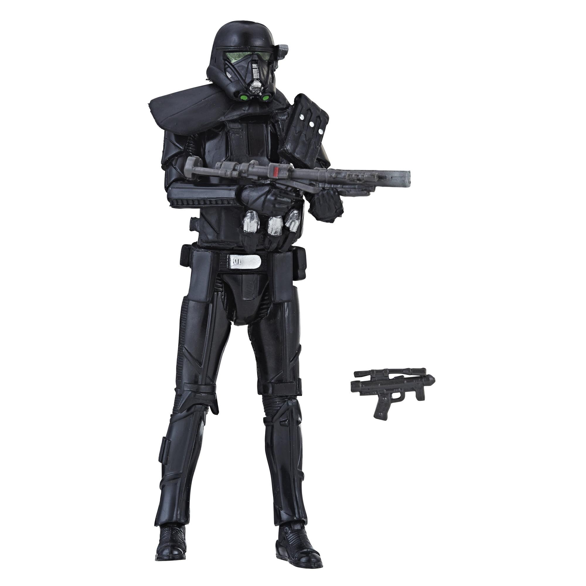 "Star Wars Black Series Imperial Death Trooper 3.75/"" Action Walmart Exclusive"