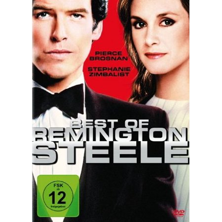 Remington Steele - Best Of Collection (25 Episodes) - 7-DVD Box Set [ NON-USA FORMAT, PAL, Reg.2 Import - Germany (The Best Of Lex Steele)