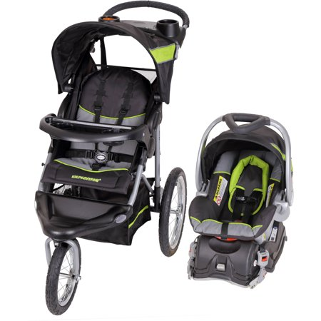 baby trend expedition jogger travel system millennium green. Black Bedroom Furniture Sets. Home Design Ideas