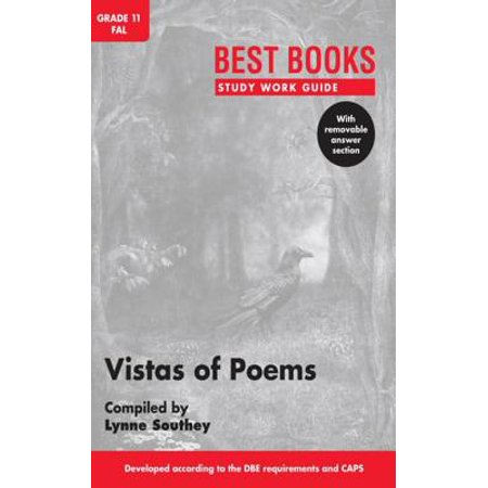 Best Books Study Work Guide: Vistas of Poems Grade 11 First Additional Language - eBook