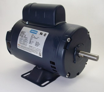 1.5 hp 1725 RPM 56H Frame 115 208-230V Open Drip Leeson Electric Motor # E113266 by