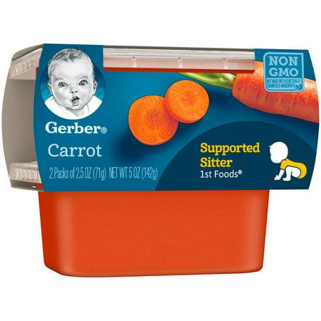 Gerber Baby St Foods Age