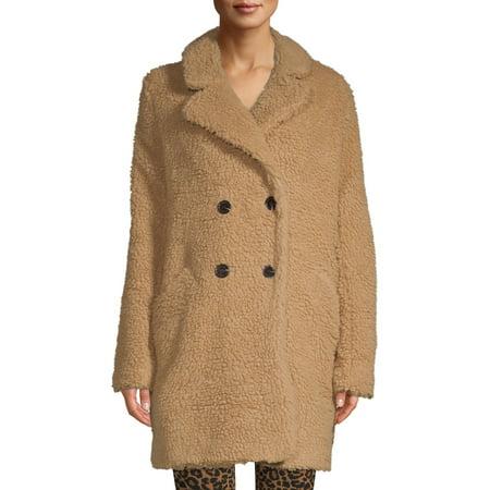 Junior City Jacket (Outeredge Juniors' Long Sherpa Coat)
