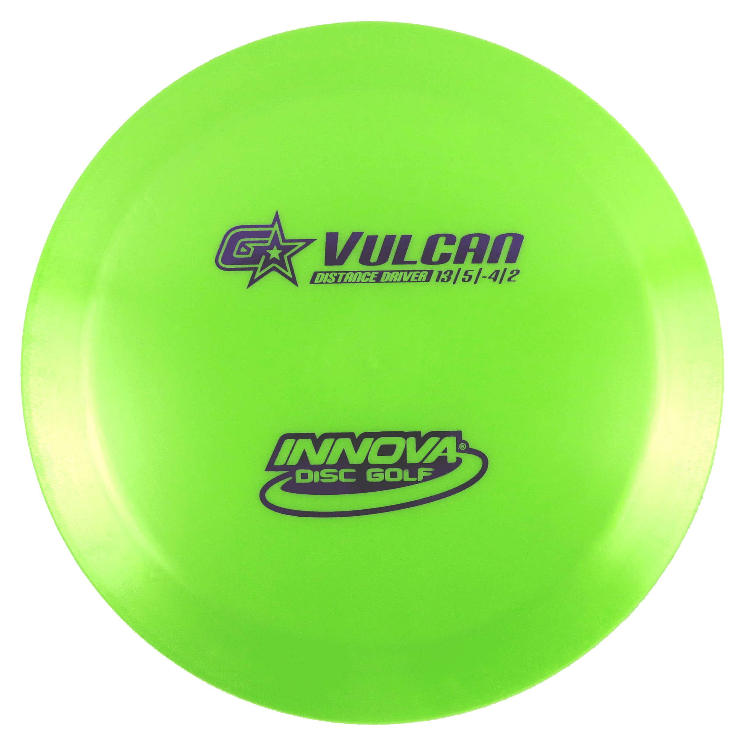 Innova GStar Vulcan 170-172g Distance Driver Golf Disc [Colors may vary] 170-172g by