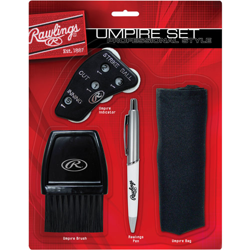 Rawlings Deluxe Umpire Accessory Kit