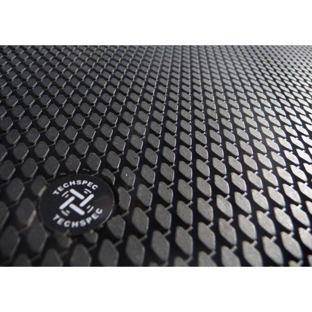 TechSpec Snake Skin Side Case Pads Yamaha FJR1300 2006