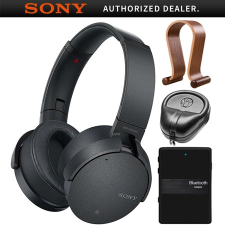 Sony XB950N1 Noise Canceling Extra Bass Wireless Headphones Accessories Kit