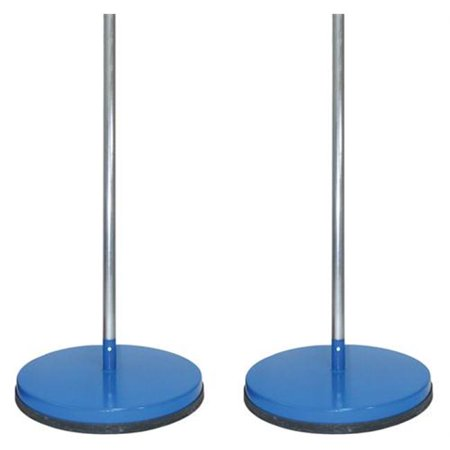 - Olympia Sports GY431M 24 in. Dome Base Game Standards - Blue