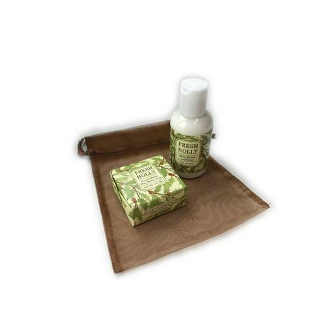 Greenwich Bay - Lotion & Soap Gift Bag Set - Fresh (Acca Gift Set Soap)