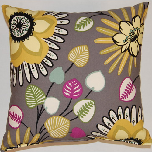 Creative Home Fiona Cotton Throw Pillow