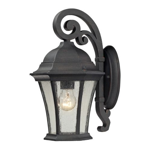 Cornerstone Lighting 7301EW Wellington Park 1 Light Outdoor Wall Sconce