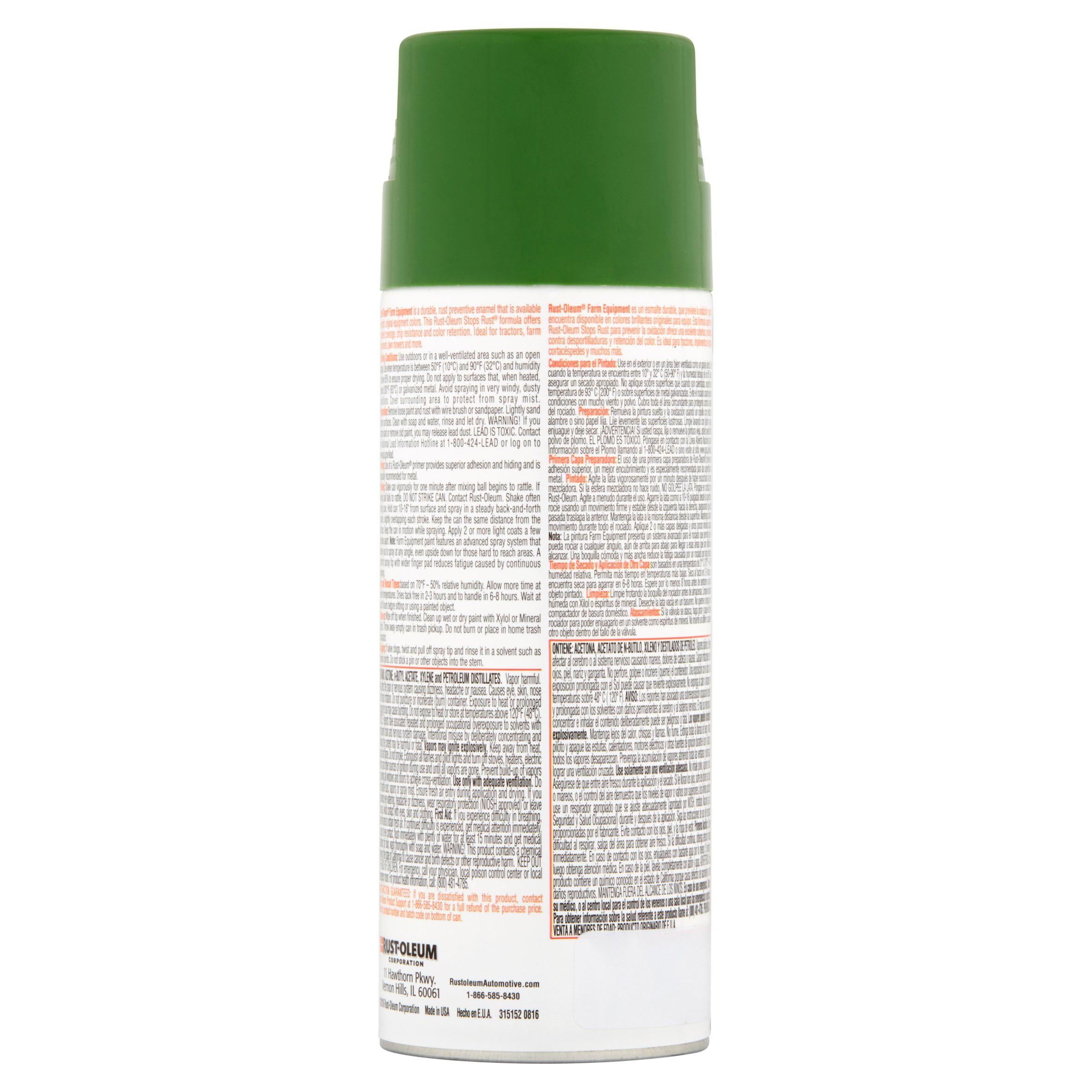 66acedcabf67 Rust-Oleum Farm Implement John Deere Equipment Spray
