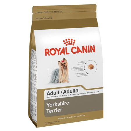 Royal Canin Yorkshire Terrior Adult Dry Dog Food, 10 lb