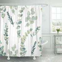 Lemon Shower Curtain Machine Washable for Bathroom with 12 Hooks 7171 Inch Urijk Fabric Shower Curtain Waterproof