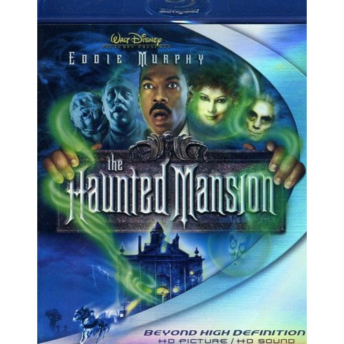 The Haunted Mansion (Blu-ray) (Widescreen)