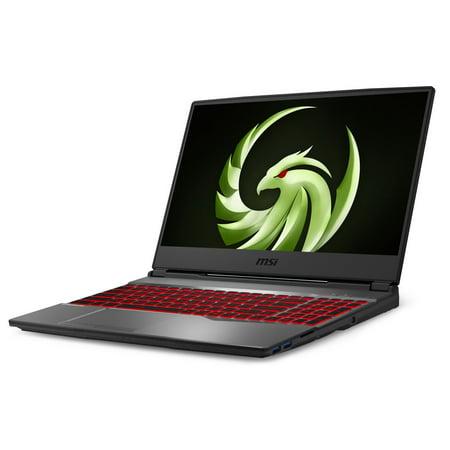 MSI ALPHA 15 A3DD-003 Gaming and Business Laptop (AMD Ryzen 7 3750H 4-Core, 16GB RAM, 512GB m.2 SATA SSD + 2TB  HDD, 15.6