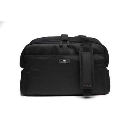 Sleepypod Atom Metropolitan Pet Carrier Jet Black