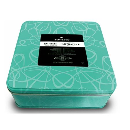 - Bentley Tea 6 Flavor 96 Bag Variety Sampler Gift Tin