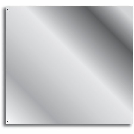 Stainless Backsplash - Broan SP3004 30