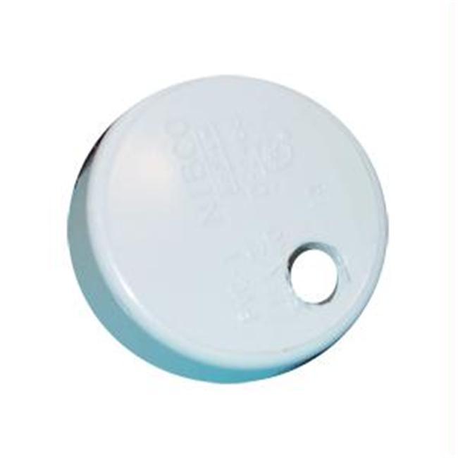 Lee s Tackle RH5999-0003 LEE s PVC DRAIN CAP F- HEAVY ROD HOLDERS 1-4 Inch NPT FOR BARB - image 1 de 1
