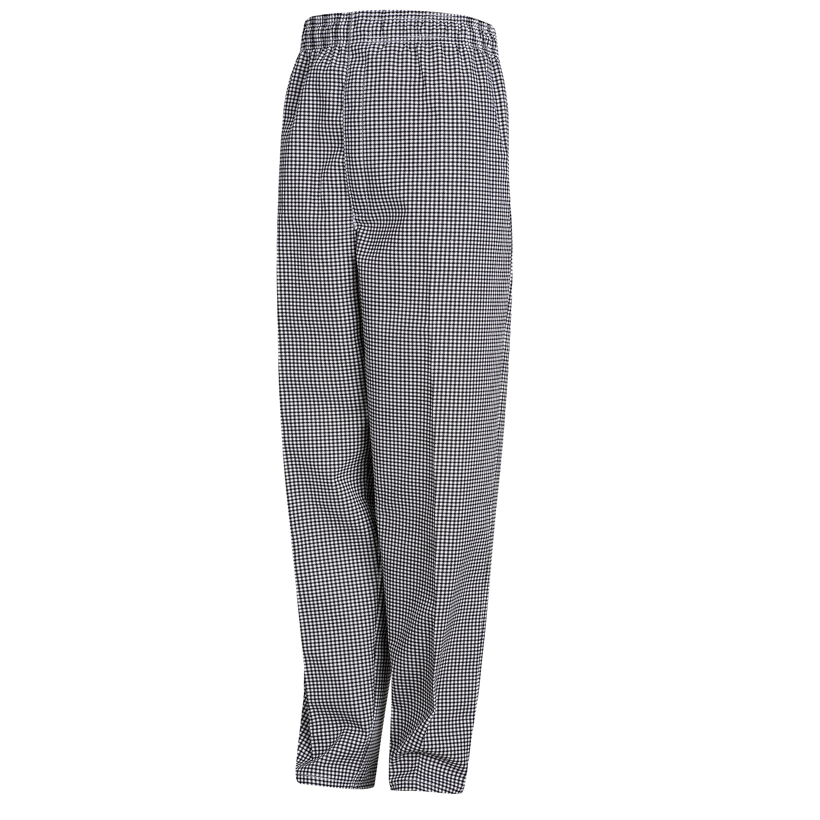Chef Designs Mens Spun Poly Checked Cook Pant