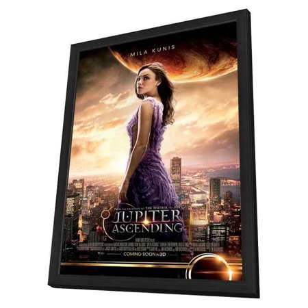 Jupiter Ascending (2014) 27x40 Framed Movie Poster
