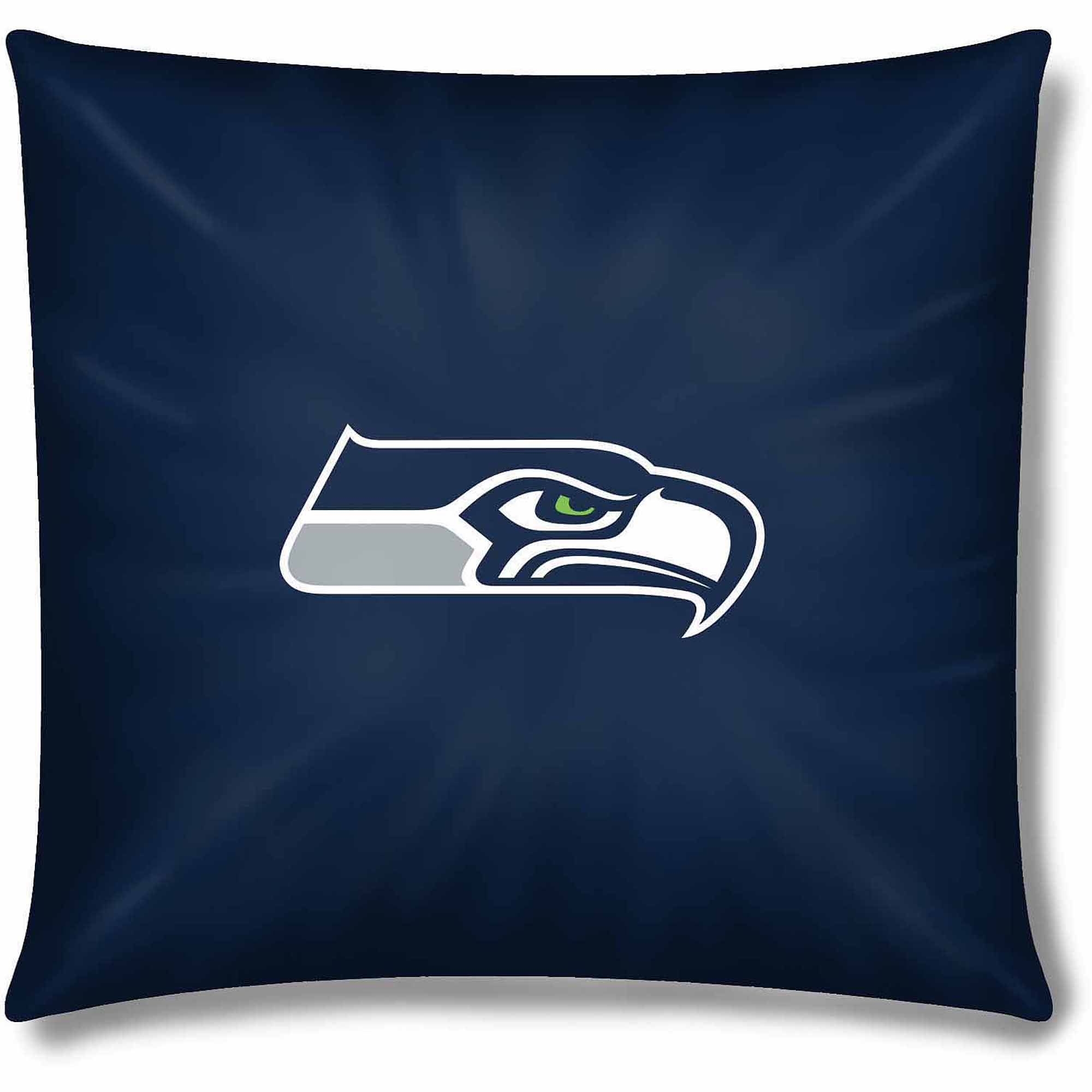 "Seahawks Official 15"" Toss Pillow"