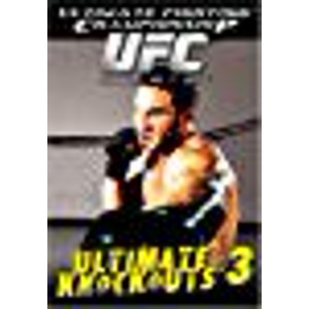 Ultimate Fighting Championship (UFC) - Ultimate Knockouts (Ufc Best Fights Videos)