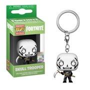 FunKo POP! Keychain, Fortnite Skull Trooper