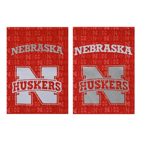 Team Sports America NCAA Double Sided Glitter Accented