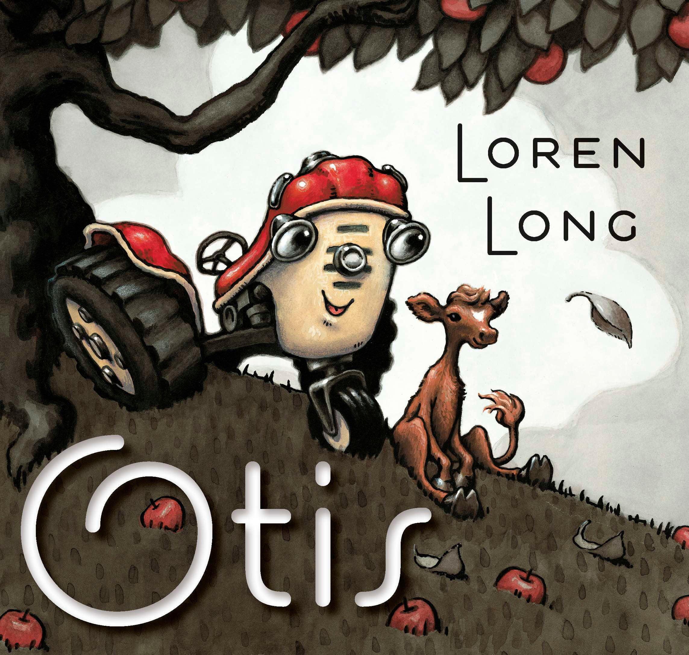 Otis (Board Book)