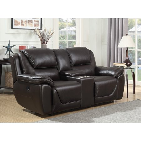 Magnificent Morrisofa Global Inc Colton Top Grain Leather Touch Dual Power Reclining Loveseat With Memory Foam Seat Toppers Usb Charging And Ac Power Outlets Gmtry Best Dining Table And Chair Ideas Images Gmtryco