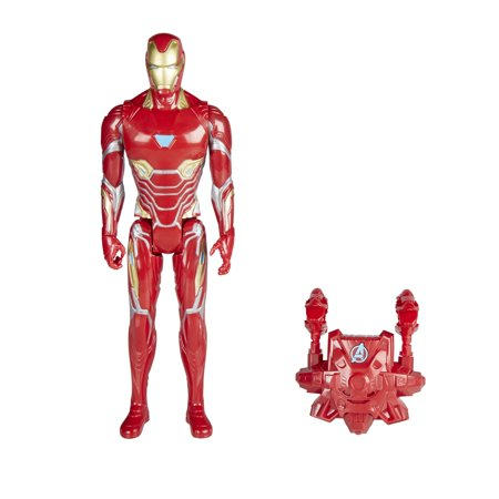 Marvel Infinity War Titan Hero Power FX Iron Man - Iron Man Baby
