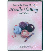 Handy Hands Learn The Easy Art of Needle Tatting DVD