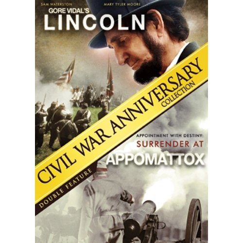 Civil War Anniversary Collection: Gore Vidal's Lincoln   Appointment With Destiny: The Surrender At Appomattox... by ECHO BRIDGE ENTERTAINMENT