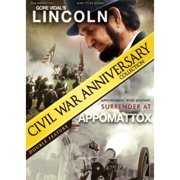 Civil War Anniversary Collection: Gore Vidal's Lincoln   Appointment With Destiny: The Surrender At Appomattox... by PLATINUM DISC CORPORATION